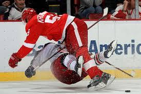 detroit hockey